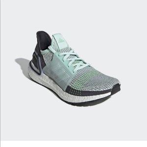 Men's Adidas Ultraboost Ice mint sneakers